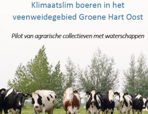 Klimaatslim boeren op veen